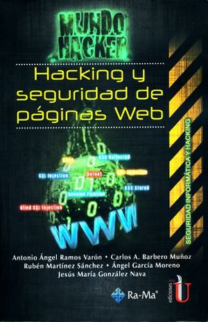 HACKING Y SEGURIDAD DE PAGINAS WEB