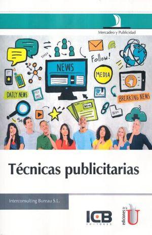 TECNICAS PUBLICITARIAS