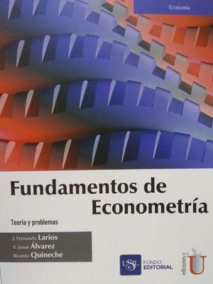 Fundamentos de econometría