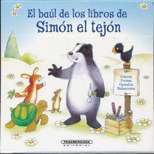 BAUL DE LOS LIBROS DE SIMON EL TEJON, EL / PD.