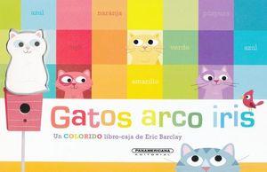 GATOS ARCO IRIS / PD.