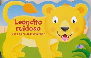 LEONCITO RUIDOSO LLENO DE RUIDOSA DIVERSION / PD.