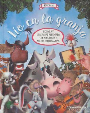 LIO EN LA GRANJA / PD. (REALIDAD AUMENTADA)