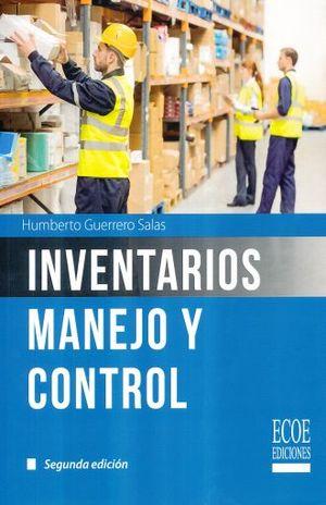 INVENTARIOS. MANEJO Y CONTROL / 2 ED.
