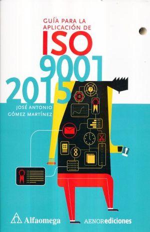 GUIA PARA LA APLICACION DE ISO 9001 2015