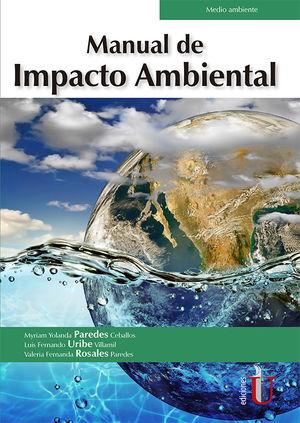 Manual de impacto ambiental