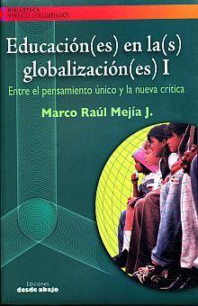 EDUCACIONES EN LAS GLOBALIZACIONES I