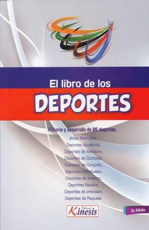 LIBRO DE LOS DEPORTES, EL / 2 ED.