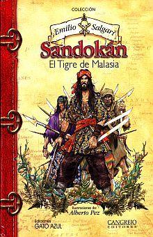 SANDOKAN EL TIGRE DE MALASIA / PD.