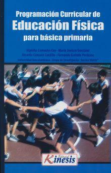 PROGRAMACION CURRICULAR DE EDUCACION FISICA PARA BASICA PRIMARIA