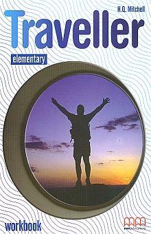 TRAVELLER ELEMENTARY WORKBOOK. BACHILLERATO (INCLUYE CD)