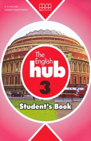 ENGLISH HUB 3 STUDENTS BOOK, THE