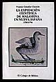 EXPEDICION CIENTIFICA DE MALASPINA EN NUEVA ESPAÑA 1789 1794 LA