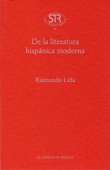 DE LA LITERATURA HISPANICA MODERNA