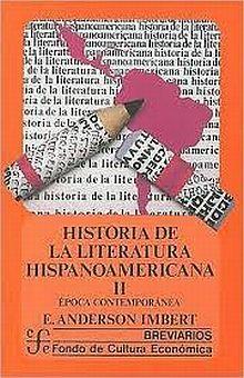 HISTORIA DE LA LITERATURA HISPANOAMERICANA 2