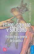ESTADO GOBIERNO Y SOCIEDAD