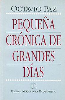PEQUEÑA CRONICA DE GRANDES DIAS