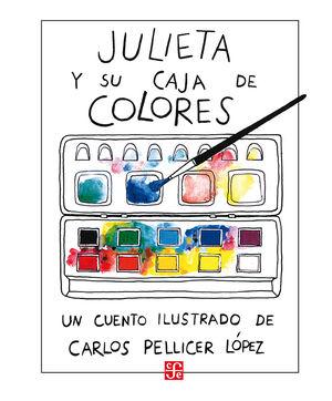 Julieta y su caja de colores / pd. / 2 ed.