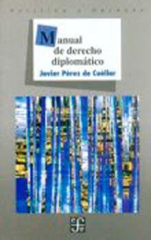 MANUAL DE DERECHO DIPLOMATICO