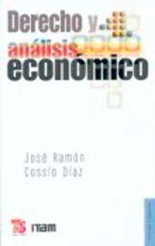 DERECHO Y ANALISIS ECONOMICO