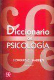 DICCIONARIO DE PSICOLOGIA / 3 ED. / PD.