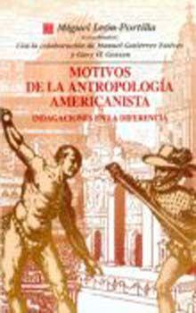 MOTIVOS DE LA ANTROPOLOGIA AMERICANISTA