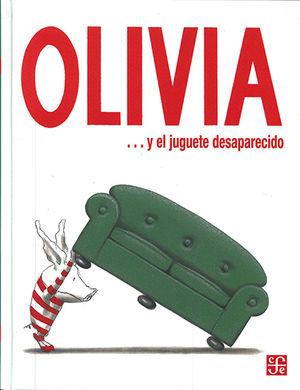 OLIVIA... Y EL JUGUETE DESAPARECIDO / PD.