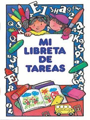 MI LIBRETA DE TAREAS. PRIMARIA