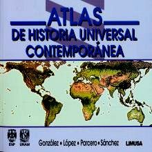 ATLAS DE HISTORIA UNIVERSAL CONTEMPORANEA. BACHILLERATO