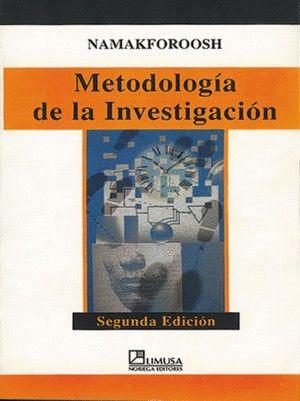 METODOLOGIA DE LA INVESTIGACION / 2 ED.