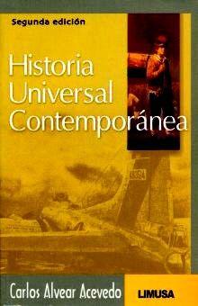 HISTORIA UNIVERSAL CONTEMPORANEA. BACHILLERATO / 2 ED.