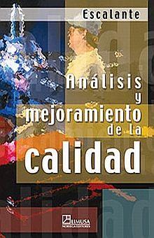 ANALISIS Y MEJORAMIENTO DE LA CALIDAD