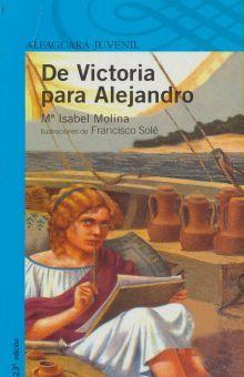 DE VICTORIA PARA ALEJANDRO