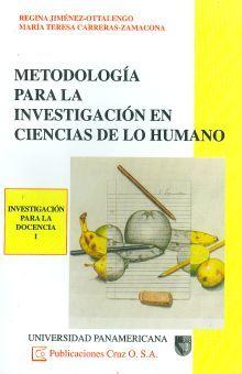 METODOLOGIA PARA LA INVESTIGACION EN CIENCIAS DE LO HUMANO