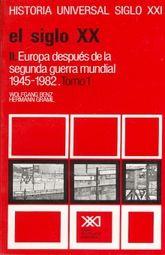 HISTORIA UNIVERSAL SIGLO XXI / VOL. 35. EL SIGLO XX. II TOMO 1