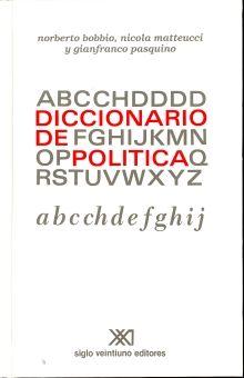 DICCIONARIO DE POLITICA / 15 ED. / 2 VOLS. / PD.