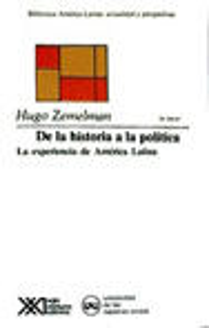 DE LA HISTORIA A LA POLITICA
