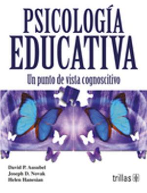 PSICOLOGIA EDUCATIVA UN PUNTO DE VISTA COGNOSCITIVO / 2 ED.