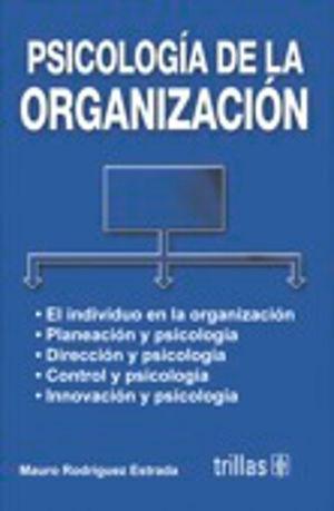 PSICOLOGIA DE LA ORGANIZACION, LA