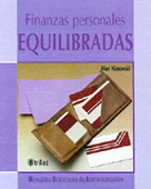 FINANZAS PERSONALES EQUILIBRADAS