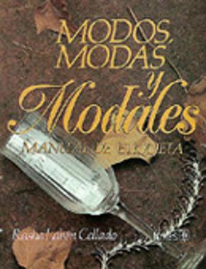 MODOS MODAS Y MODALES