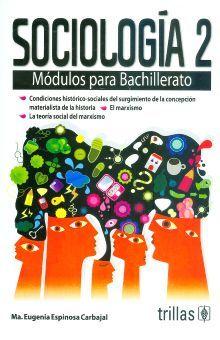 SOCIOLOGIA 2. MODULOS PARA BACHILLERATO