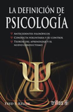 DEFINICION DE PSICOLOGIA, LA