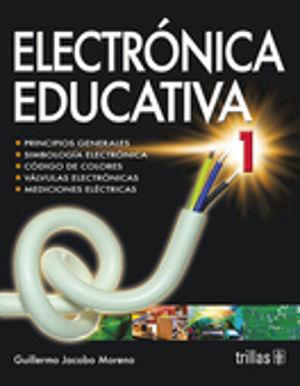 ELECTRONICA EDUCATIVA 1. SECUNDARIA