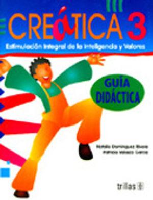 CREATIVA 3. GUIA DIDACTICA