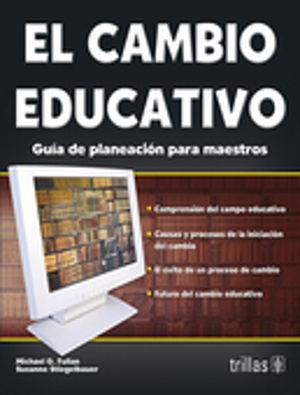 CAMBIO EDUCATIVO, EL