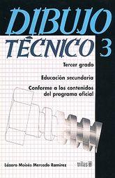 DIBUJO TECNICO 3. SECUNDARIA / 2 ED.