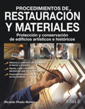 PROCEDIMIENTOS DE RESTAURACION Y MATERIALES