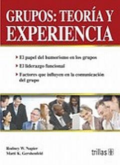 GRUPOS TEORIA Y EXPERIENCIA / 4 ED.
