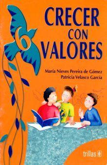 CRECER CON VALORES 6. PRIMARIA